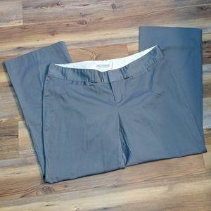 Maurice's gray pants